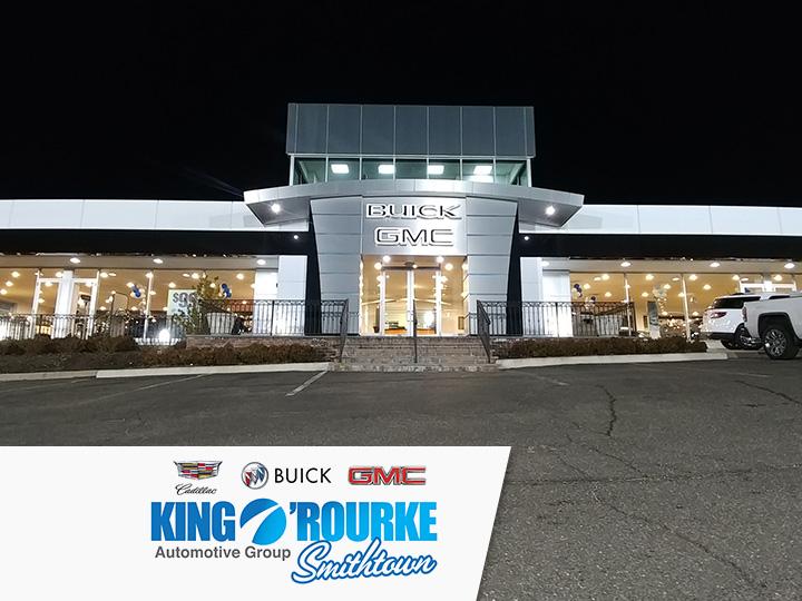 King O'Rourke Auto Group – NY