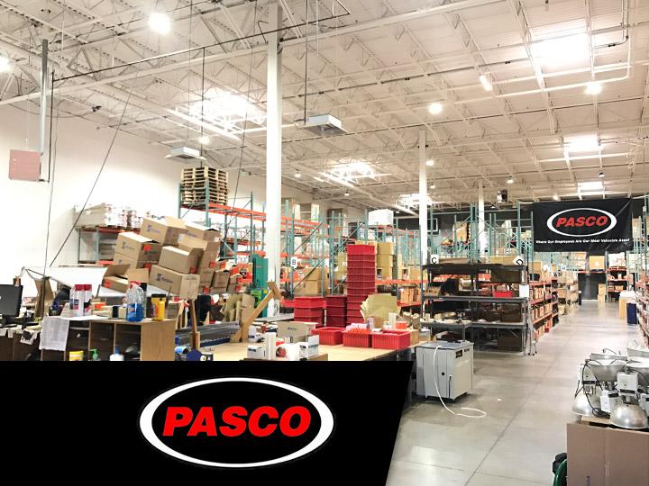 Big Shine Energy - PASCO Specialties