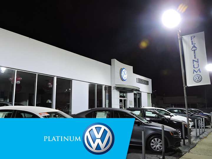 Big Shine Energy - Platinum Volkswagen