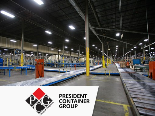 President Container Group – NY