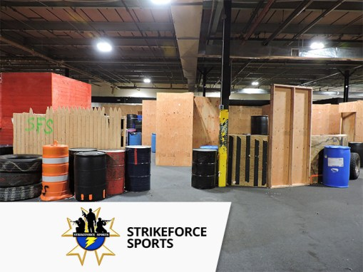 Strikeforce Sports – NY