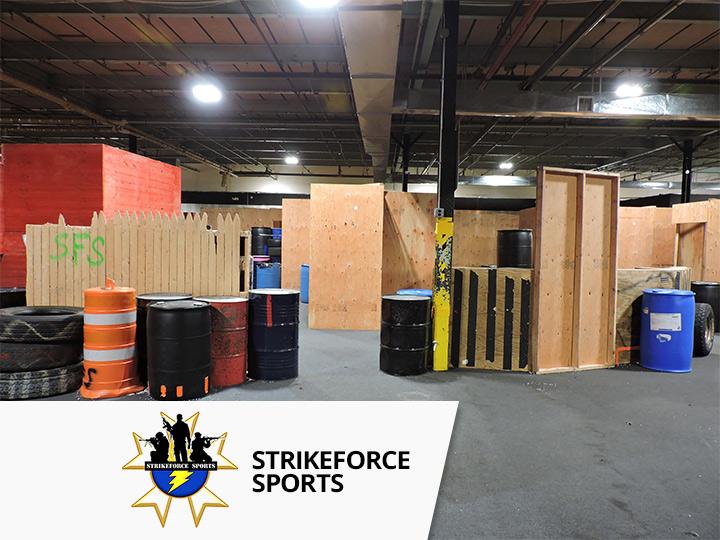 Strikeforce Sports – NY