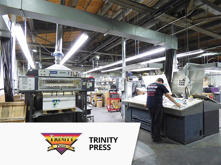 Big Shine Energy - Trinity Press