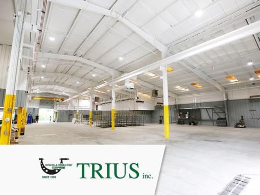 Trius Inc. – PA
