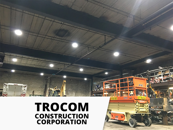 Big Shine Energy - Trocom Construction Corporation