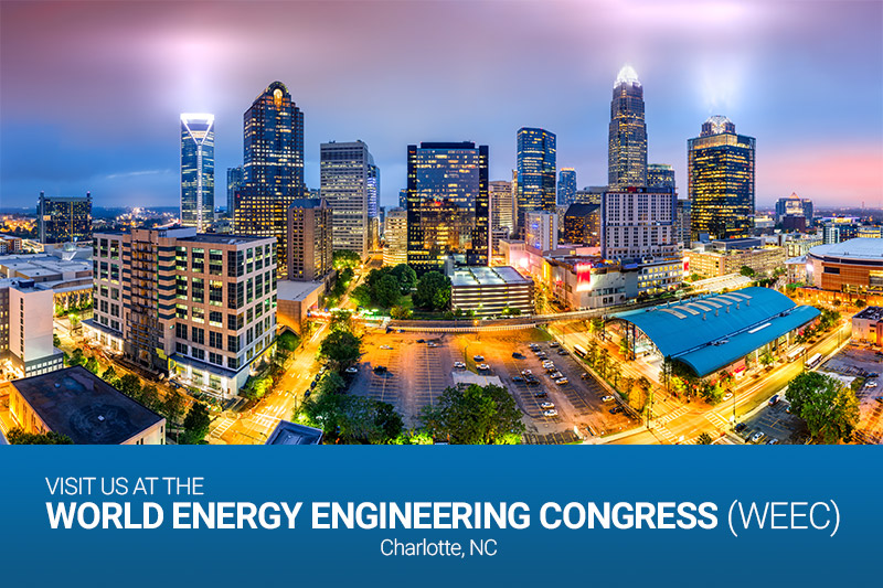 Visit us at the World Energy Engineering Congress (WEEC)