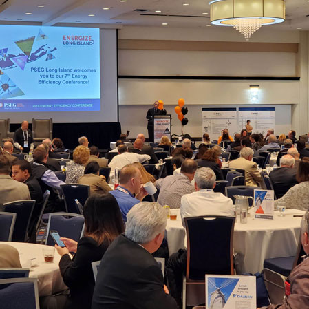 Big Shine Energy Participates in PSE&G Long Island's Energize Long Island Conference