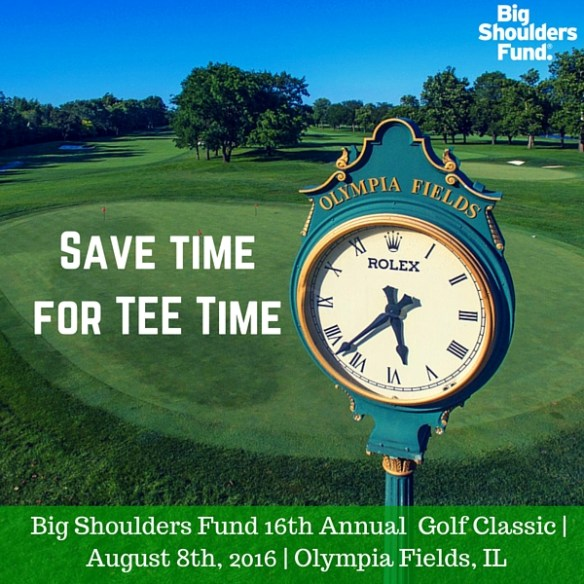 Golf save the date