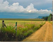 South African Vacations in the Freestate Province in South Africa