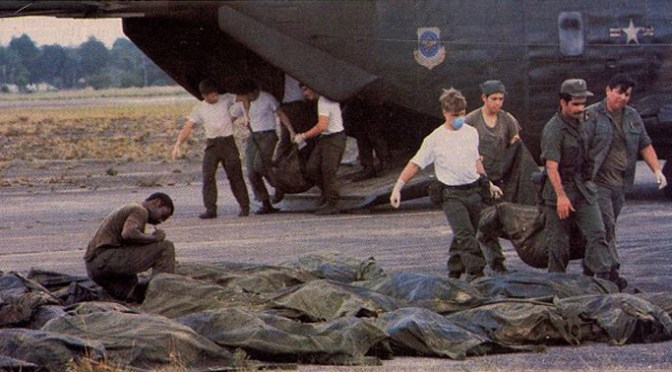 Jonestown Massacre:  Tragedy and Triumph