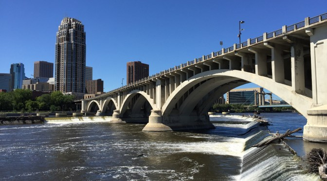 The Great River Road, Part 4:  Minneapolis, MN to Prairie du Chien, WI