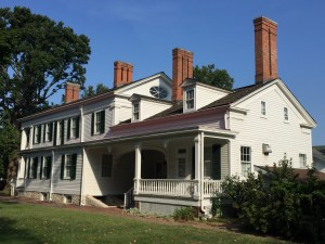 John Wood Mansion, Quincy