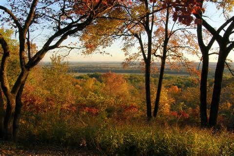 Campground Review:  Pere Marquette SP, IL