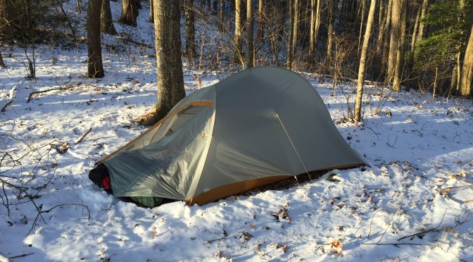 AT Thru-Hike #12 – Baby, It's Cold Outside