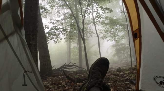 AT Thru-Hike #57 – The Picture on the Box
