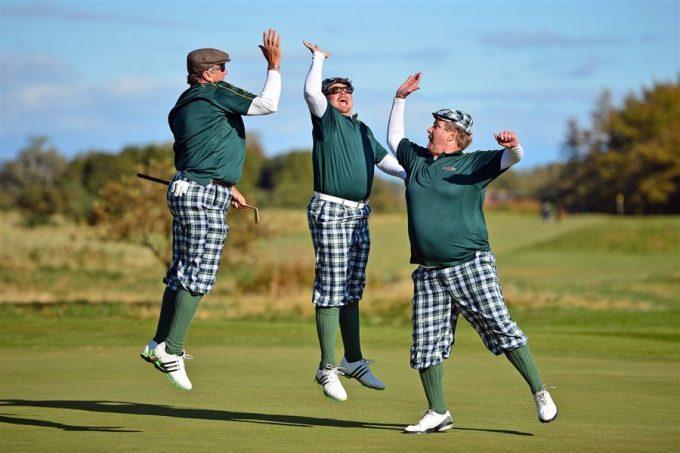 golferswinning