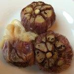 Rosted Hardneck Garlic