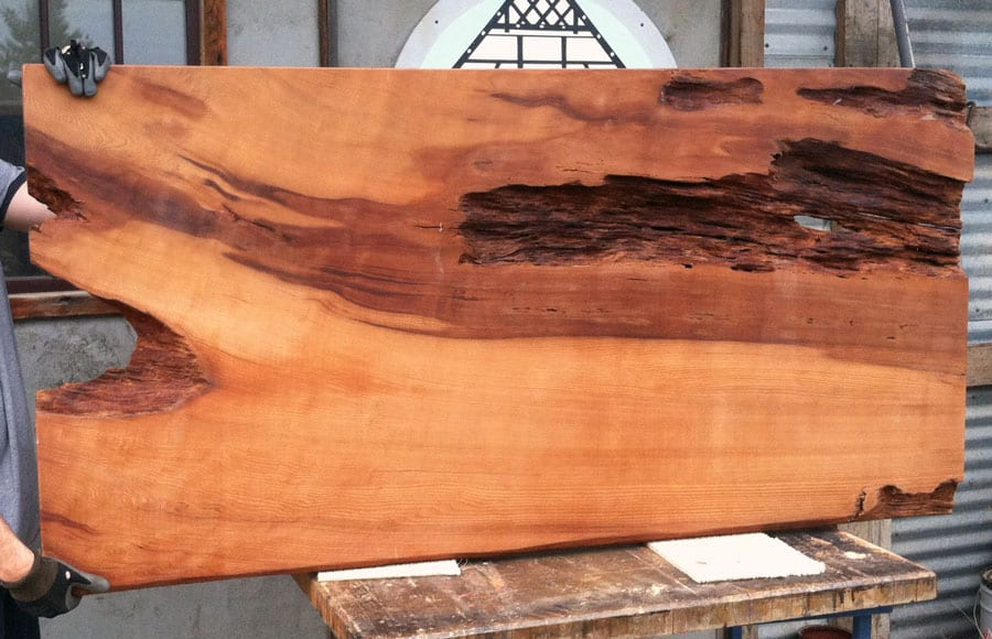 Live Edge Wood Slabs For Sale By Big Timberworks