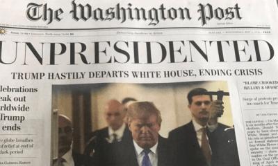Donald Trump Resignation Washington Post