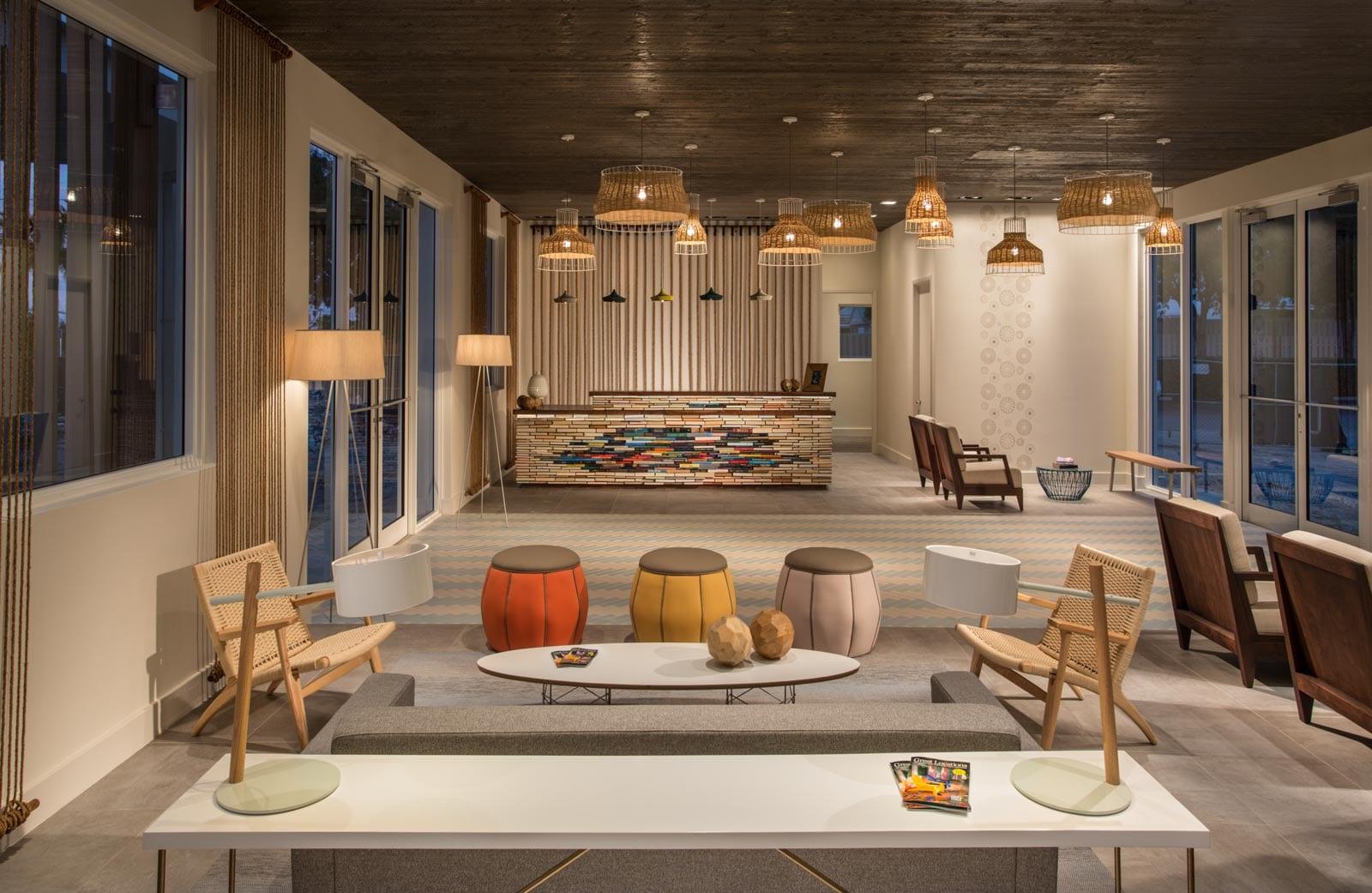 Postcard Inn Beach Resort Hotel Design Bigtime Design