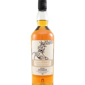 Game Of Thrones House Baratheon – Royal Lochnagar 12 Year Old 750ml liquor