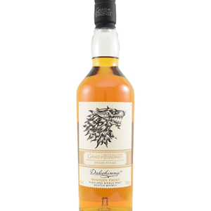 Game Of Thrones House Stark – Dalwhinnie Winter's Frost 750ml liquor