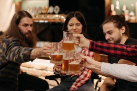 """featured image of the blog titled """"Satisfy Your Cravings By Selecting the Best Craft Beer in San Diego"""""""