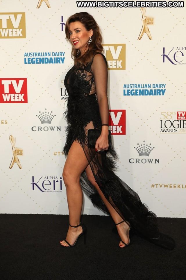 Dannii Minogue Fashion Show Sensual Doll Cute Awards Celebrity Pretty