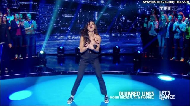 Leila Ben Khalifa Vendredi Tout Est Permis Skinny Celebrity Brunette