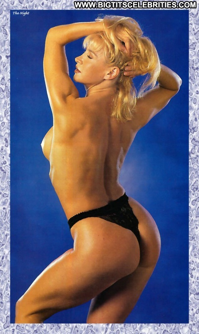 Cynthia Rothrock Miscellaneous Celebrity Bombshell Sultry Blonde Big