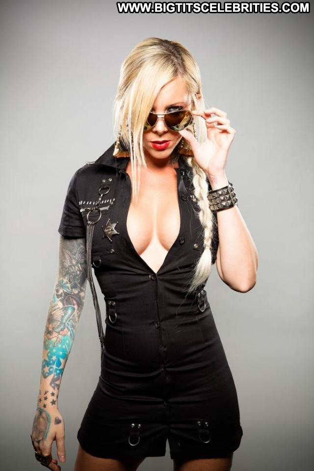 Maria Brink Miscellaneous Stunning Singer Big Tits Blonde Doll