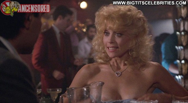 Judy Landers Armed And Dangerous Celebrity Pretty Posing Hot Cute