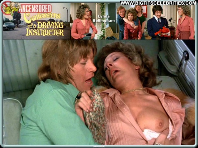 Lynda Bellingham Confessions Of A Driving Instructor Big Tits