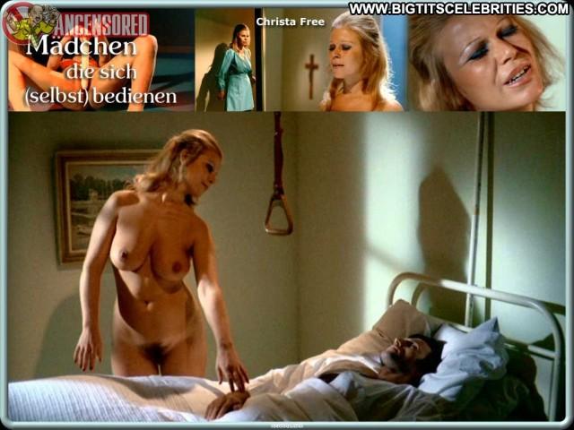 Christa Free Self Service Girls Brunette Celebrity Gorgeous Pornstar