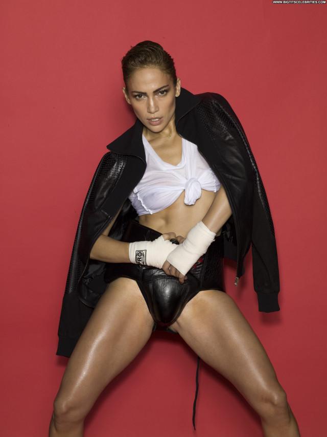 Jennifer Lopez Beautiful American Babe Posing Hot Celebrity Actress