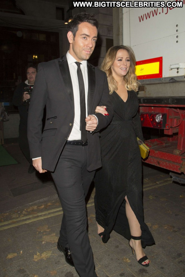 Kimberley Walsh Posing Hot Babe Paparazzi Awards Celebrity Beautiful