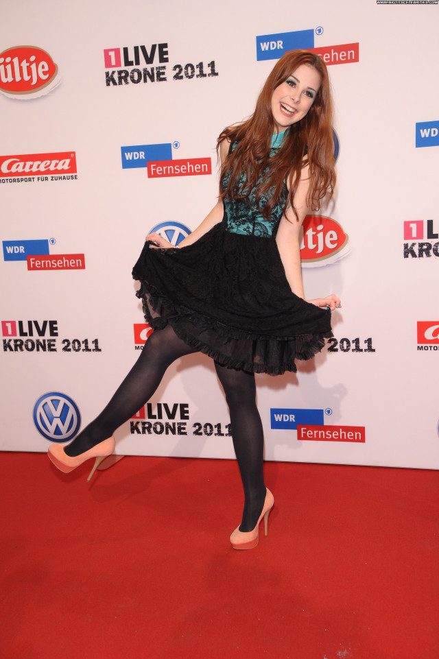 Lena Meyer Landrut Babe Celebrity Awards Beautiful Posing Hot Actress