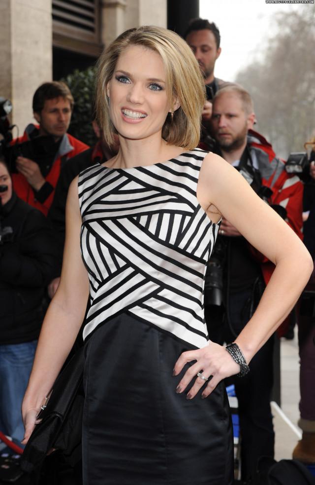 Charlotte Hawkins No Source London Posing Hot Beautiful Babe Awards