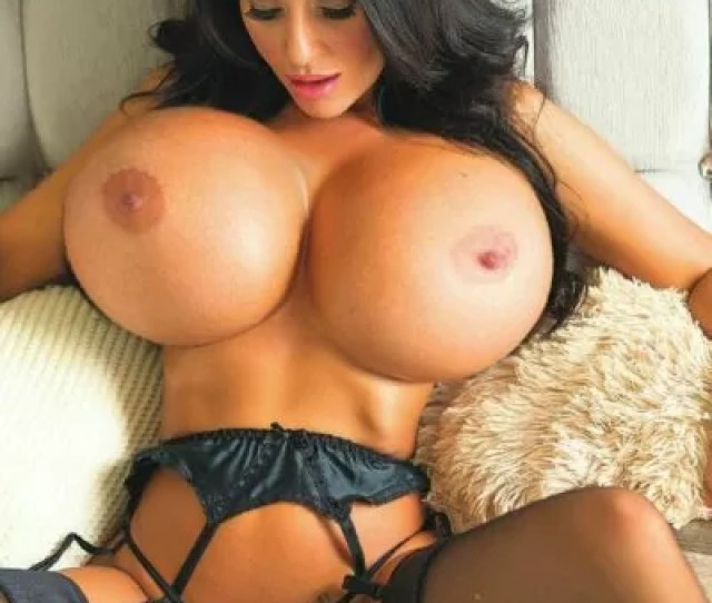 Porn Star With Huge Tits
