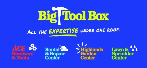 The Big Tool Box. All The Expertise Under One Roof/Home Improvement