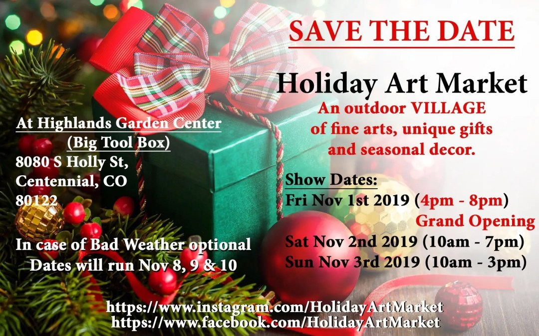 Holiday Art Mart