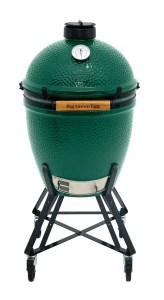 Large Big Green Egg Grill on sale