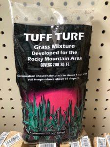 Jirdon Tuff Turf Grass Sead