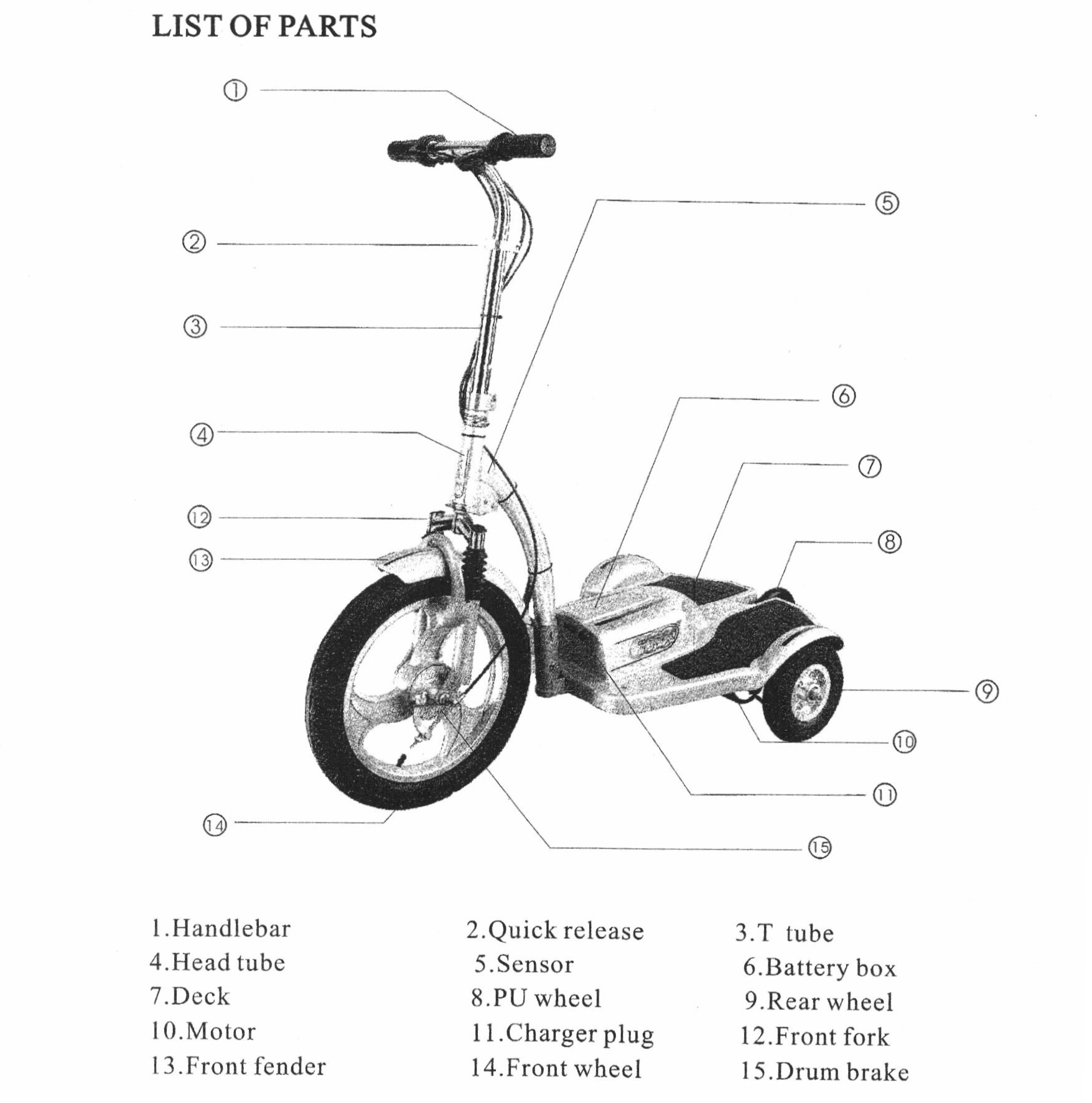 Wrg Avigo Electric Scooter Wiring Diagram