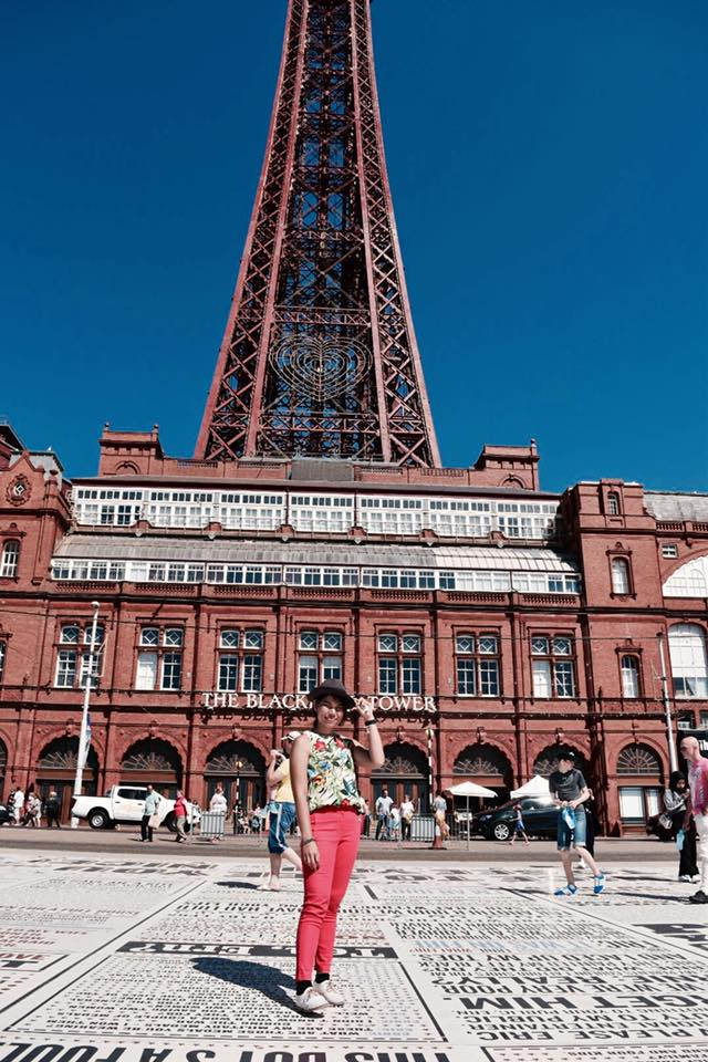 Blackpool Tower shot