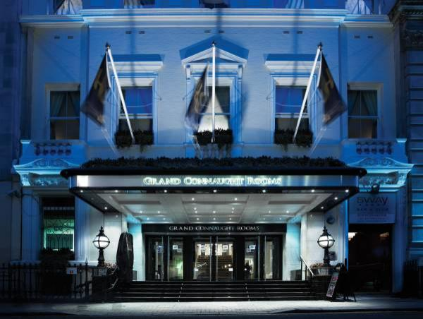 De Vere Grand Connaught Rooms Holborn Venue Hire Big