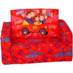 The Wiggles Flip Out Sofa Big W