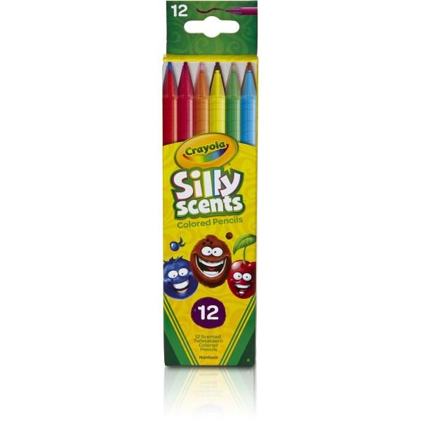 crayola color pencils # 35
