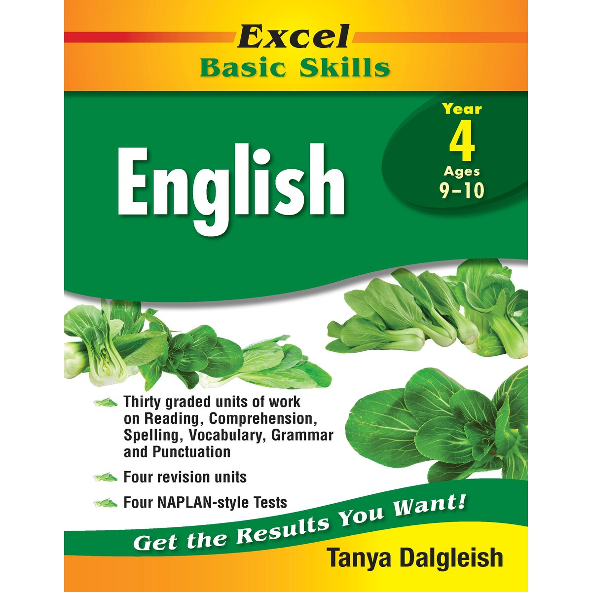 Excel Basic Skills Workbook English Year 4