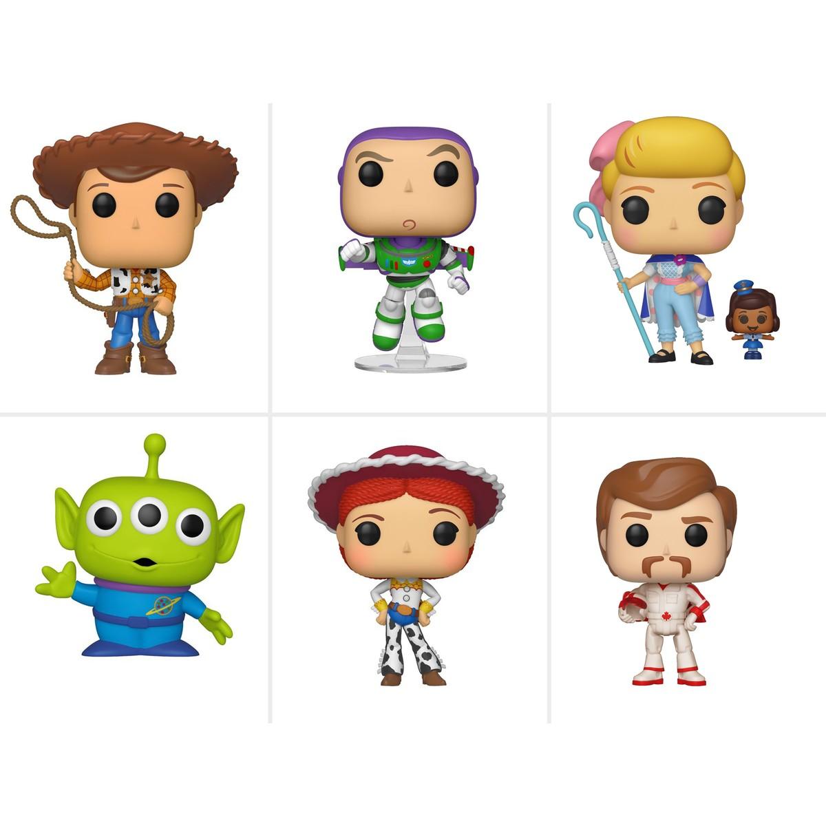 Toy Story 4 Pop Vinyl
